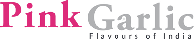 Pink Garlic Logo
